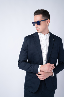 Oblekové sako Z pratelné vlny