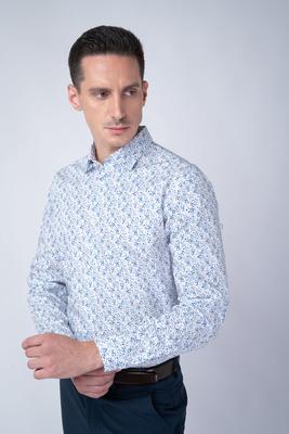 Neformální košile S jemným vzorem