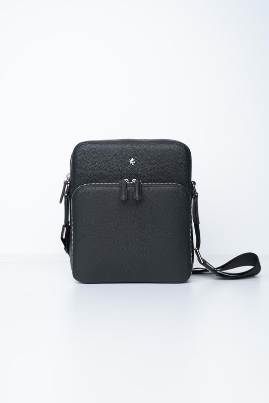 Volnočasová kožená taška