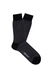 Černé ponožky Z prémiové bavlny