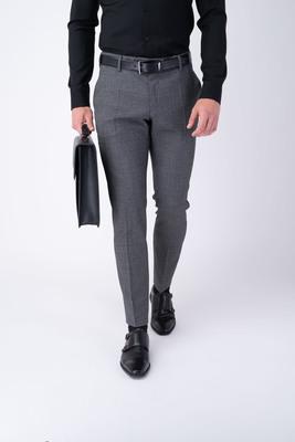 Formální kalhoty V přiléhavém střihu