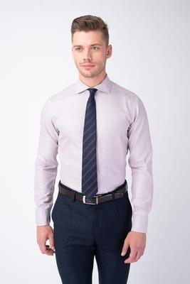 Formální košile S jemným vzorem