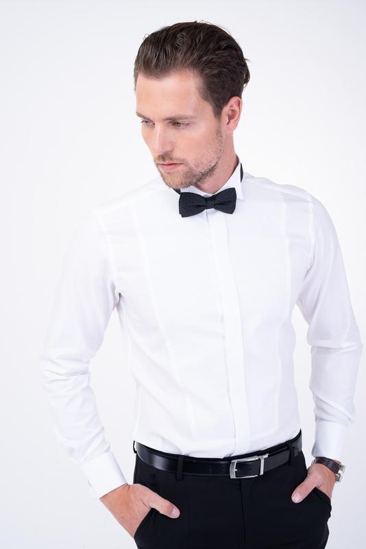 Bílá košile Pro výjimečné příležitosti