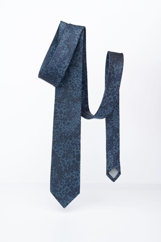 Formální kravata S nepravidelným vzorem