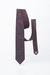 Vínová kravata S nepravidelným vzorem
