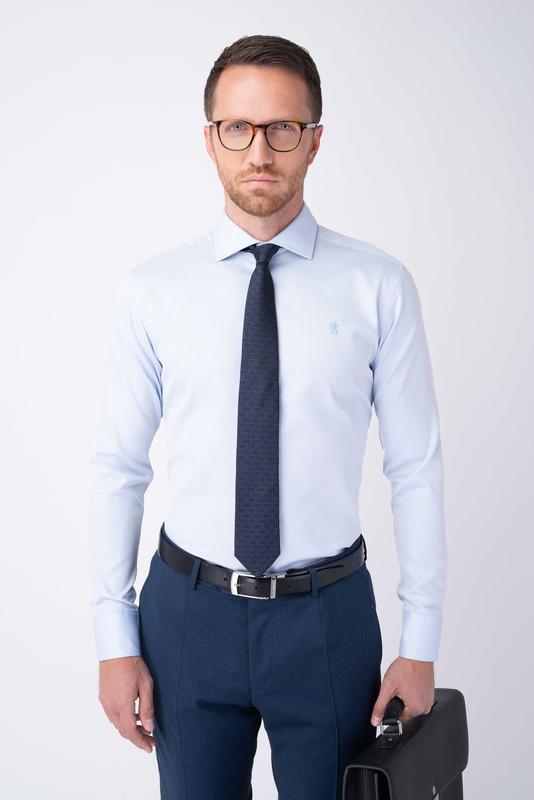 Formální košile Ze 100% bavlny