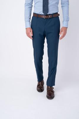 Formální kalhoty Ve volném střihu