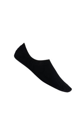 Nízké ponožky černé barvy