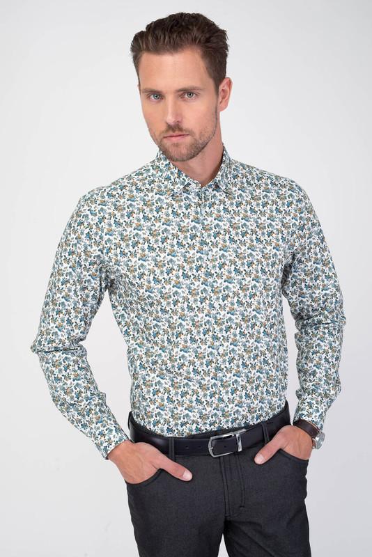 Neformální košile Ve volném střihu