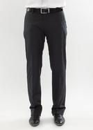 Pánské kalhoty  city regular, barva hnědá