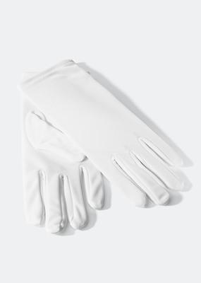 Rukavičky formal , barva bílá