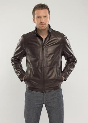 Pánská bunda  regular, barva černá
