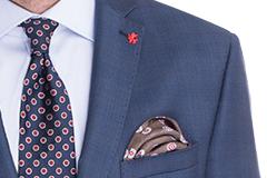 Pořádný oblek pro pořádný byznys