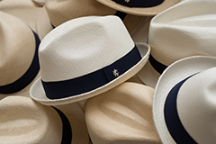 Ikonický kúsok menom Panama hat