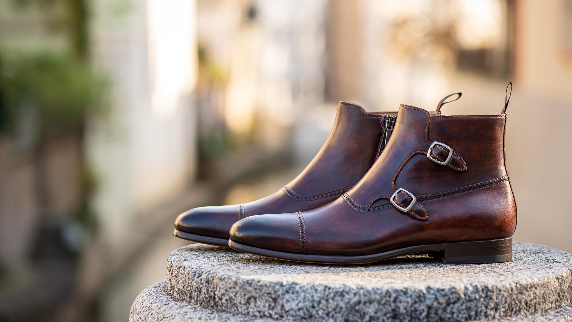 Blažek Magazín - Jak si vybrat kvalitní kožené boty?
