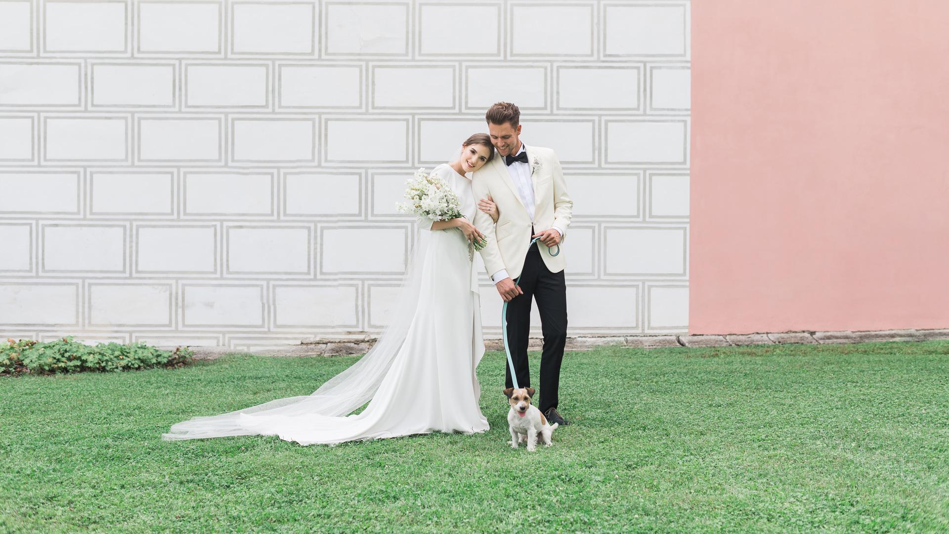 Krejčovství Blažek - Svatební obleky na míru