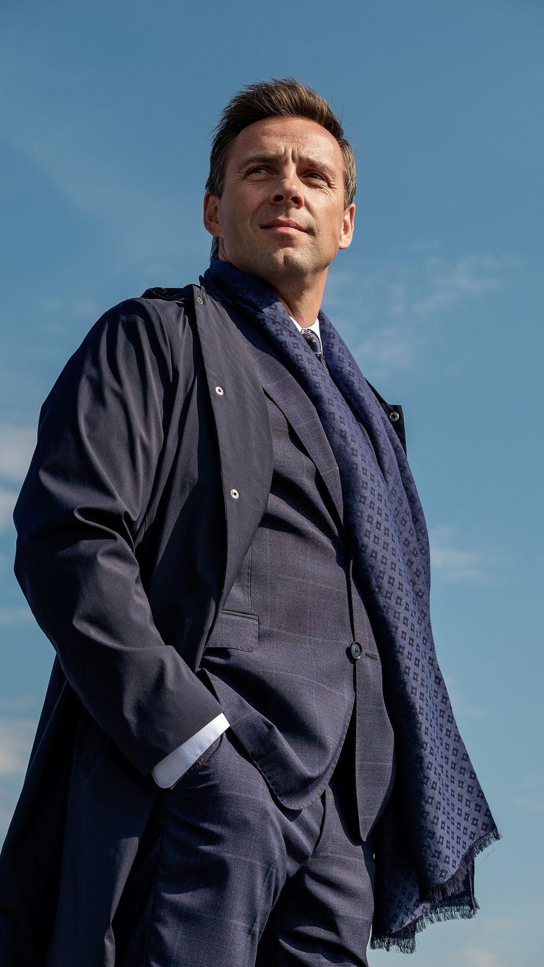 Tváří nové kampaně Blažek jaro / léto 2020 je herec Roman Vojtek